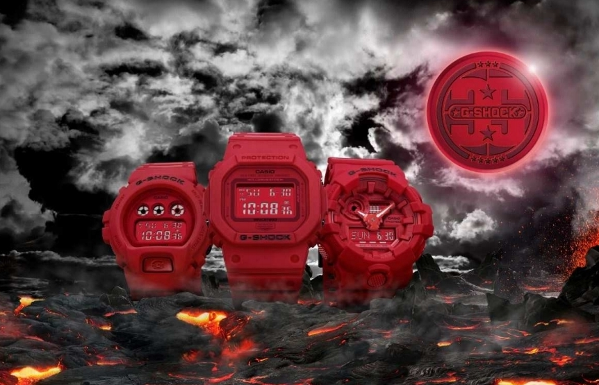 RED OUT COLLECTION